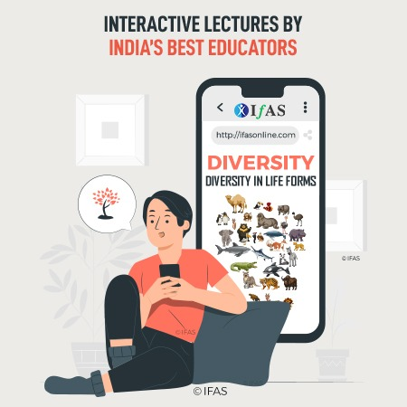 CSIR NET Life Science Online Class : Diversity in Life Forms